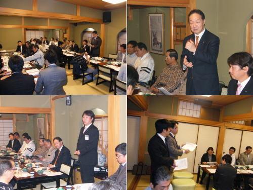 2012/5/14_東大阪JCシニアクラブ 第1回 役員会議